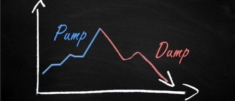 Pump Dump стратегия для заработка криптовалюты